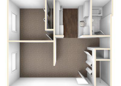 Ridgeway 1 Bedroom