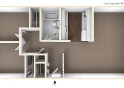 Ridgeway 2 Bedroom
